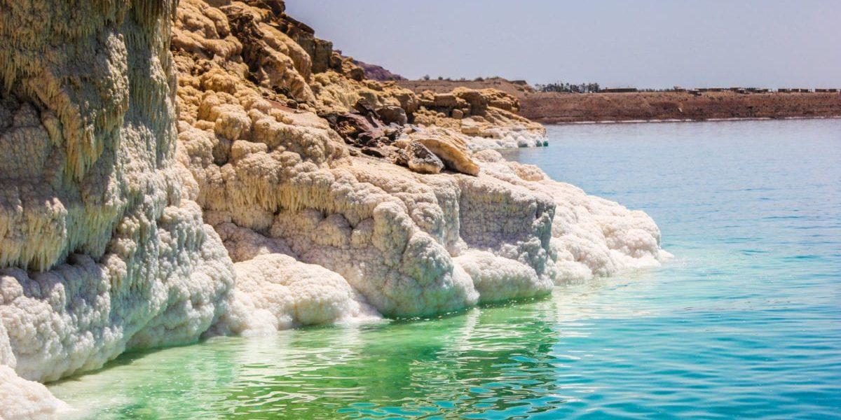 Преимущества косметики мертвого моря